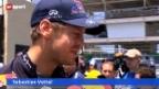 Video «Formel 1: Qualifying in Brasilien» abspielen