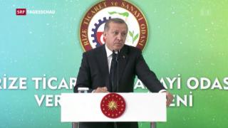 Video «Erdogans Kurdenpolitik führt zu Spannungen in Westeuropa» abspielen