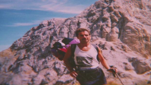 Video «Albert Ginzinger, † 11. September 2003» abspielen