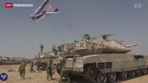 Video «Keine Entspannung im Nahost-Konflikt» abspielen