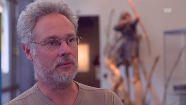 Video «Der Archäologe Jürgen Junkmanns:» abspielen