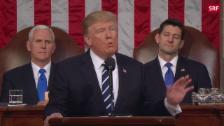 Link öffnet eine Lightbox. Video Trump und die «great, great wall» abspielen