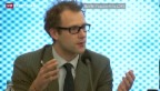 Video «Richard Szostak – ein gutes Omen für die Schweiz?» abspielen