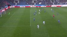 Video «Doumbias Treffer zum 1:0» abspielen