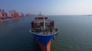Video «Freihandel unter Beschuss» abspielen