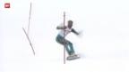 Video «Retro – vor 25 Jahren erobert Snowsurfen die Pisten» abspielen