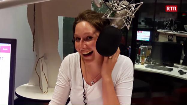 Laschar ir video «In salid da chatscha cun Silvana Stecher»
