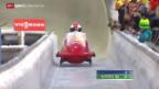 Video «Bob: Viererbob-Weltcup am Königssee» abspielen