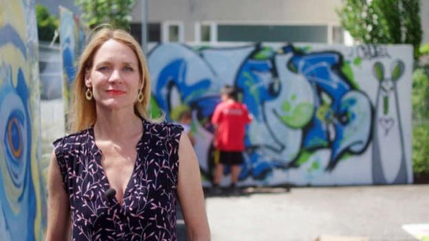 Video «Street-Art - eine Subkultur erobert die Welt» abspielen