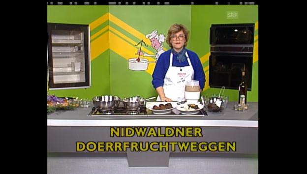 Video «Schwiizer Chuchi mit Irene Dörig: Folge 9» abspielen
