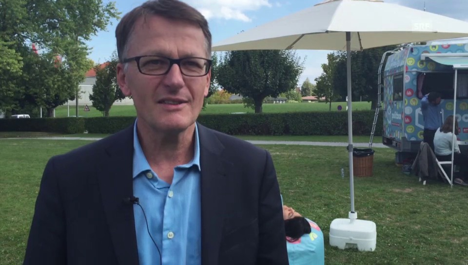 Thomas D. Meier über die künftige Beziehung CH-EU