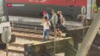 Video «Bahnhof Winterthur lahmgelegt» abspielen