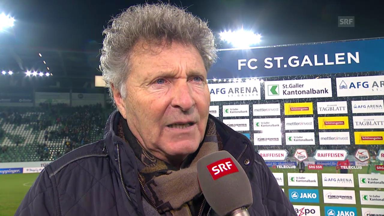 Fussball: Super League, Interview mit Jochen Dries und Jeff Saibene