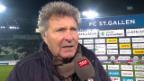 Video «Fussball: Super League, Interview mit Jochen Dries und Jeff Saibene» abspielen