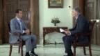 Video «Sondersendung: «Rundschau»- Interview mit dem syrischen Präsidenten Assad» abspielen