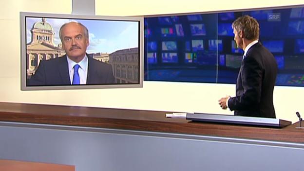 Video «Einschätzungen von SRF-Bundeshausredaktor Hanspeter Forster» abspielen