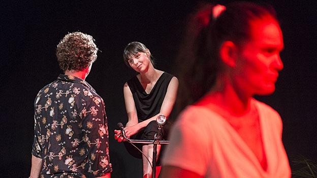 Theater Tuchlaube präsentiert ein Stück nach einem Roman von Alex Capus