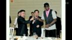 Video «Dennis Rodman feiert in Nordkorea» abspielen