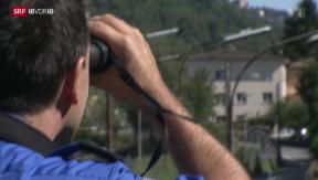 Video «Fahndung an der Grenze soll verstärkt werden» abspielen