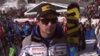 Video «Ski Alpin: Küng über sein Rennen in Beaver Creek» abspielen