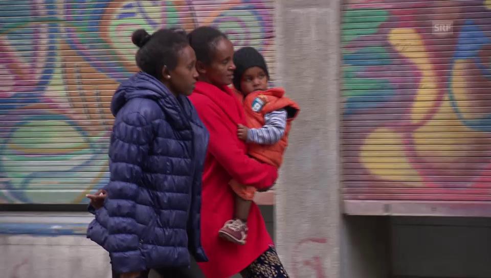Nicht alle Eritreer dürfen in der Schweiz bleiben