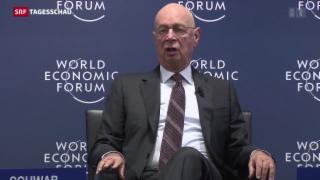 Video «WEF ohne die Mächtigsten» abspielen