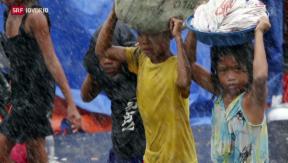 Video «Kinder im Krisengebiet» abspielen