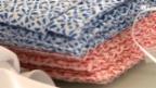 Video «Überall Metall: Desinfizierendes Silber in Textilien» abspielen