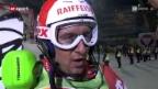 Video «Männer-Slalom in Schladming» abspielen