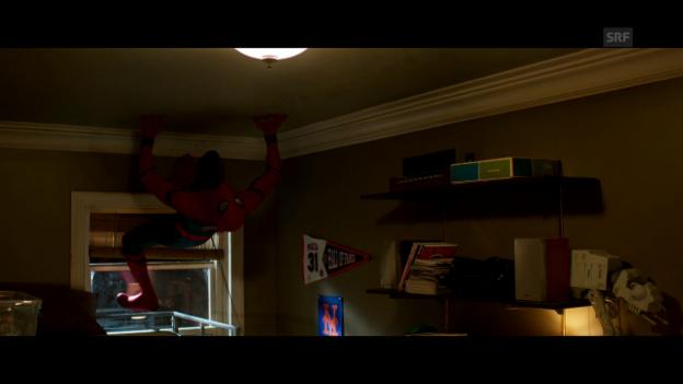 Video «Filmstart diese Woche: «Spider-Man: Homecoming»» abspielen