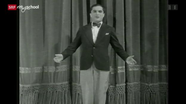 Video «Sänger Joseph Schmidt» abspielen