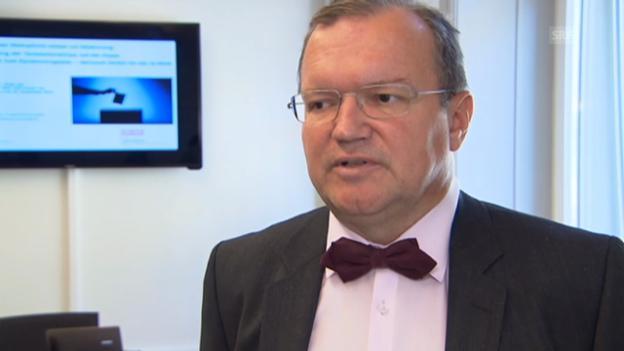 Video ««In der Westschweiz haben Gewerkschaften exklusive Position»» abspielen