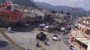 Video «Türkische Armee steht vor radikalem Umbau» abspielen