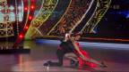 Video «Tonia Maria Zindel und Marc Aeschlimann mit dem Tango de Roxanne aus «Moulin Rouge»» abspielen