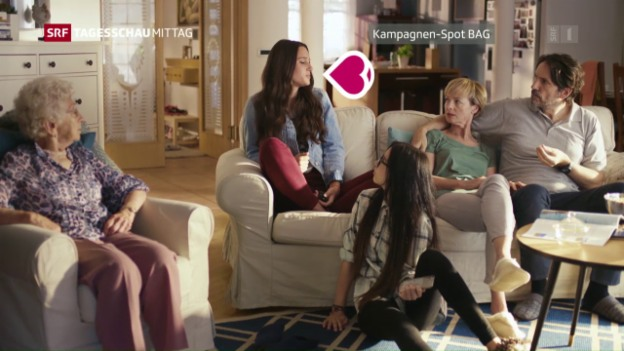 Video «Organspende-Kampagne soll sensibilisieren» abspielen