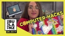 Video «Computer-Lifehacks mit Noelia» abspielen