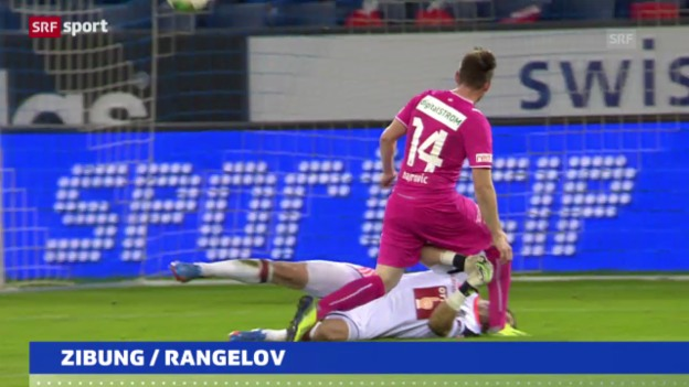 Video «Kein Verfahren gegen Hajrovic» abspielen