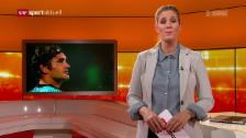 Video «Roger Federer verzichtet auf French Open» abspielen