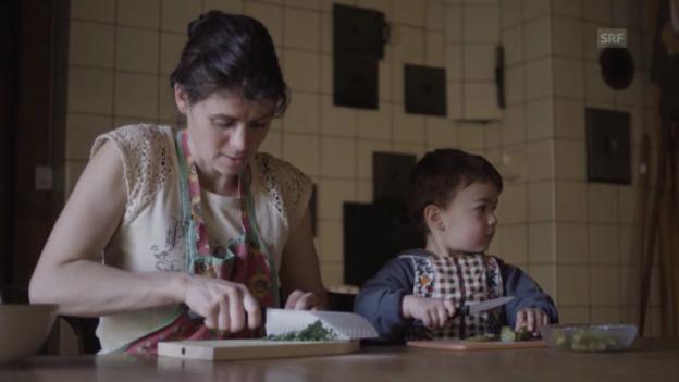 Video «Margrits Alpenküche: Quark-Dip» abspielen