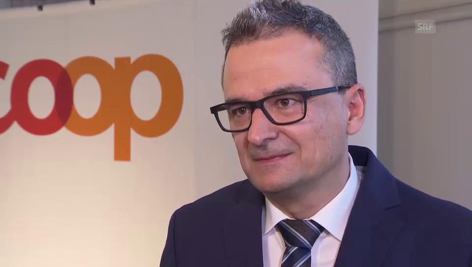 Interview mit Joos Sutter, Konzernchef von Coop