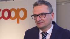 Video «Interview mit Joos Sutter, Konzernchef von Coop» abspielen