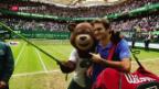 Video «Federer kommt zurück auf die Tour» abspielen