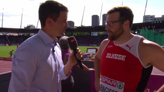Video «Hammerwefen: Bingisser im Interview» abspielen