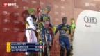 Video «Ski alpin: Slalom Männer in Levi» abspielen