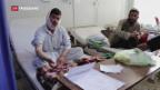 Video «Folgenschwerer Anschlag der Taliban auf Militärbasis» abspielen