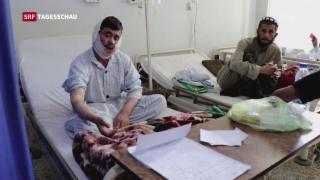 Video «Folgenschwerer Anschlag der Taliban auf Militärbasis » abspielen