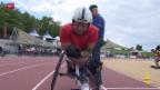 Video «Behindertensport: IPC Athletics Grand Prix in Nottwil» abspielen