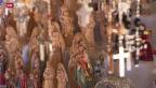 Video «Einsiedeln: Aus für Klosterläden?» abspielen
