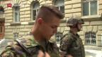 Video «Streit um Schutzwesten für Soldaten» abspielen