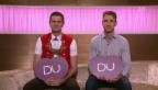 Video «Nicolas Senn und Elias Bernet: Hackbrett und Boogie-Woogie» abspielen